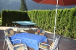 Pension Fundus Terrasse
