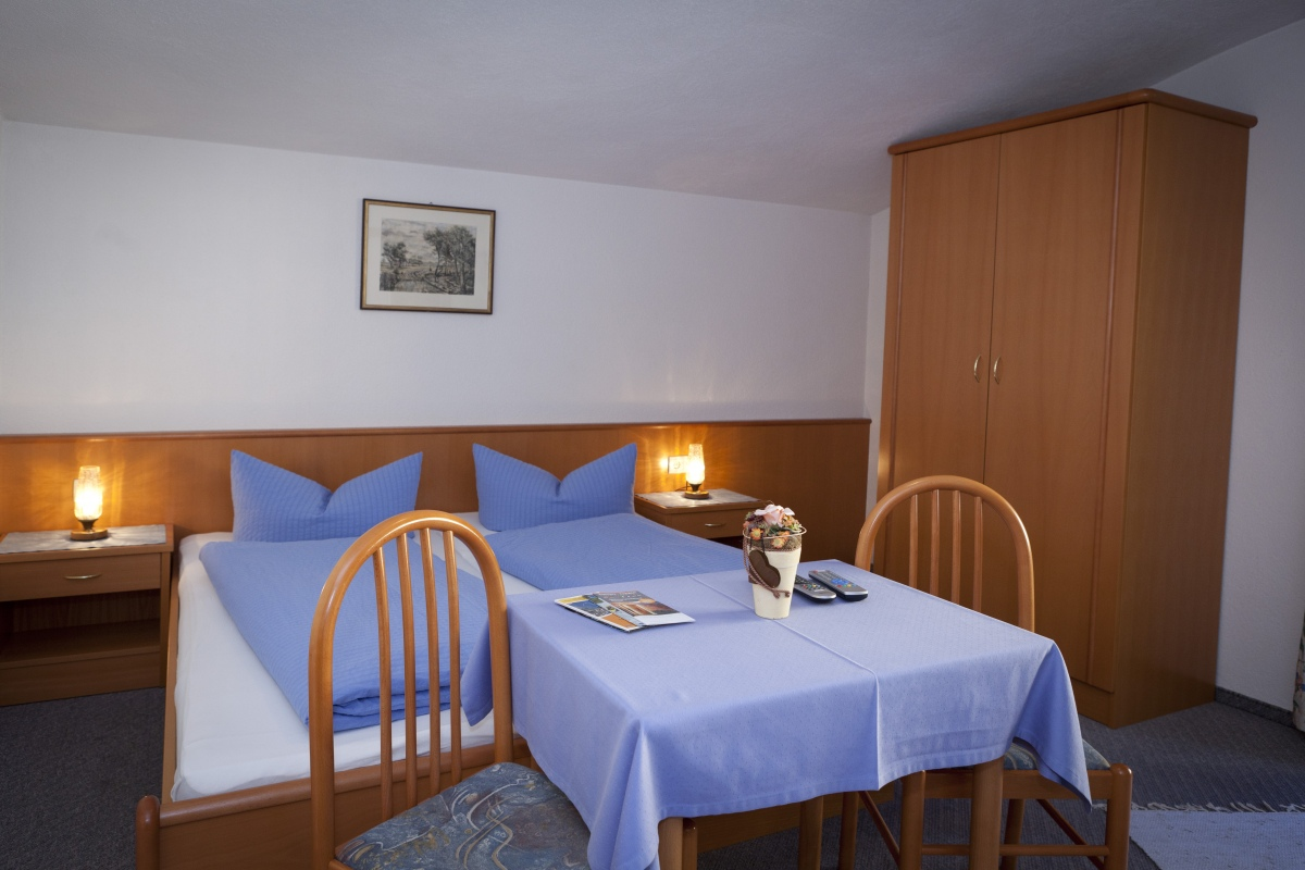 Gästezimmer Pension Fundus Pfunds